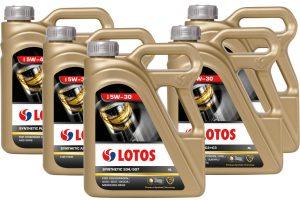 Lotos wprowadza oleje do samochodów pogwarancyjnych