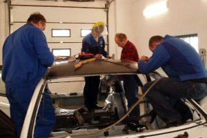 Zastosowanie nowoczesnych technologii wnaprawach powypadkowych – nowe szkolenia w C.T.S.