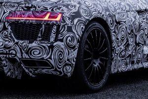 Nowe opony Michelin dla Audi R8