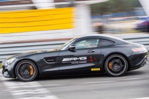 Dunlop rozpoczyna współpracę z Mercedes-AMG