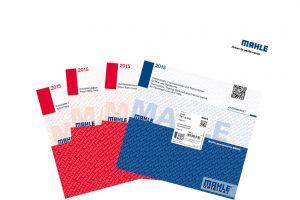 Katalogi papierowe MAHLE na 2015 rok