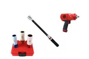 Nowy zestaw narzędzi Chicago Pneumatic wTip-Topol