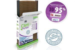 Filtry Valeo ClimFilter Supreme dla lepszej jakości powietrza