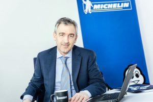 Nowy Dyrektor Handlowy Michelin