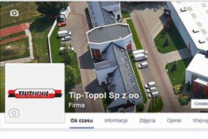 Tip-Topol na Facebooku i Twitterze