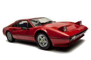 SENTECH wyprodukował przewody do Ferrari