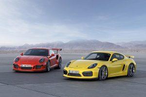 Opony Michelin dla Porsche 911 GT3 RS