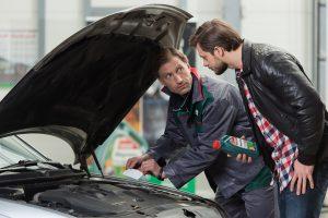 Przeglądy aut na gwarancji w niezależnych warsztatach – ankieta