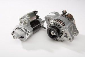 Nowe alternatory i rozruszniki DENSO