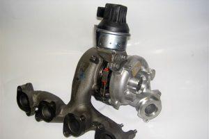 Turbosprężarka do Passata B6 TDI wBSL
