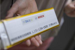 Nowa technologia akumulatorów Bosch dla pojazdów elektrycznych