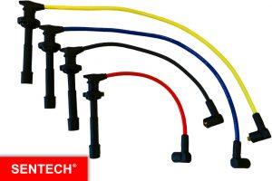 Kolorowe przewody od Sentech