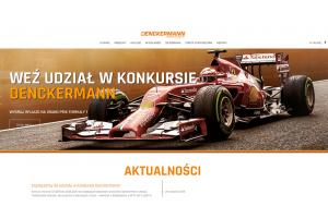 Nowa strona internetowa Denckermann