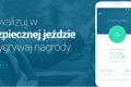 Aplikacja, która przyznaje nagrody za przepisową jazdę