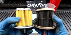 Ten film powinien zobaczyć każdy klient, który pyta dlaczego wymiana filtra paliwa jest potrzebna