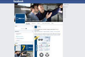 Strona na Facebooku dla fanów MEYLE