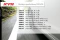 KYB Biuletyn produktowy 2015/05