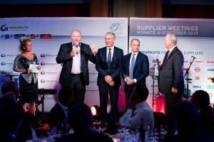 Valeo Service nagrodzone przez GroupAuto International