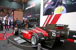 Sportowe technologie oponiarskie w Tokio