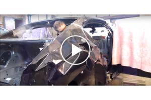 Co sądzisz o takiej naprawie BMW?