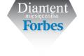 Ta firma została nagrodzona Diamentem Forbesa po raz 9