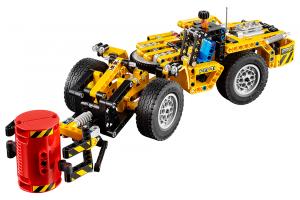 Cuda techniki od LEGO dla małych i dużych mechaników