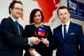Ta firma po raz czwarty z rzędu uhonorowana została tytułem Top Employer Europe