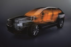 Individual Qucik nagrzeje wnętrze auta dwa razy szybciej