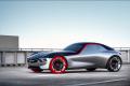 Futurystyczne opony w niesamowitym koncepcyjnym samochodzie Opel GT Concept