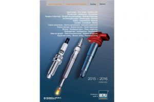 Nowy katalog produktów zapłonowych BERU