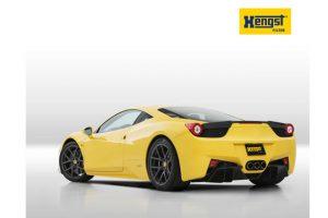 Jazda Ferrari i nagrody rzeczowe w promocji Hengst