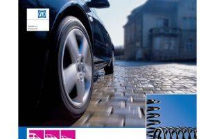 Nowy katalog ZF Services  – sprężyny zawieszenia