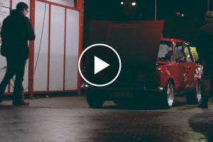 Stuningował Fiata 125p – ma 250 KM i jest wart 100 tysięcy! Zobacz film.