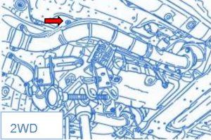 Woda we wnętrzu Lexusa IS250/IS350 – przyczyna