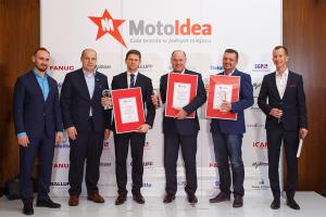 Producent szyb odebrał nagrodę Moto Idea 2016