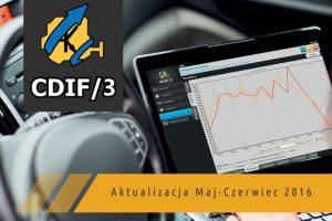 Aktualizacja oprogramowania CDIF/3