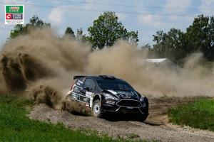 Nivette triumfował w Gdańsku w Samochodowych Mistrzostwach Polski Castrol Inter Cars Rajdach