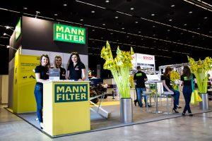 Targi ProfiAuto Show 2016: MANN FILTER