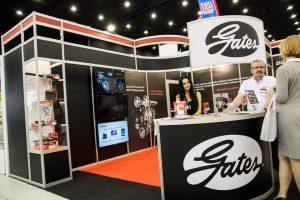 Targi ProfiAuto Show 2016: Gates
