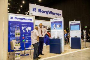 Targi ProfiAuto Show 2016: Borg Warner/Wahler
