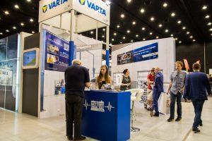 Targi ProfiAuto Show 2016: VARTA