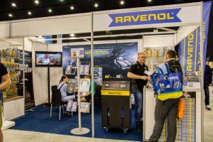 Targi ProfiAuto Show 2016: Ravenol