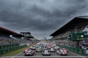 Nowatorskie opony w wyścigu 24h Le Mans