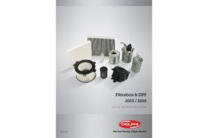 Nowy katalog filtrów Delphi