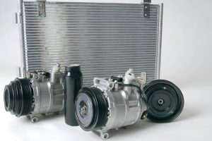 Nowe części do układów klimatyzacji i chłodzenia silnika