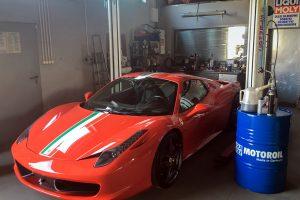 Usportowione samochody – jaki olej stosować?