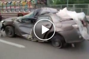 W Polsce to auto trafiłoby na złom, ale nie tam!