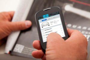 Aplikacja pomoże dobrać retrofity do wnętrza pojazdu