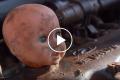 Amatorski podnośnik z krzesła, domowy sposób na akumulator, uszczelka z kawałka gumowej lalki