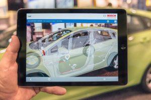 Co Bosch pokaże na Automechanice?